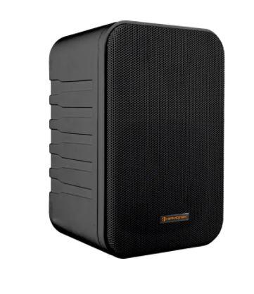 Caixa Acústica 60W MSB60N Preta HAYONIK - Passiva