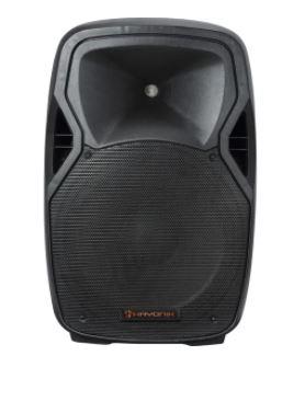 Caixa Acústica Ativa 600W Bluetooth CPA 15600L Preta HAYONIK