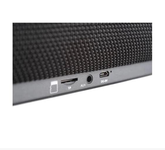 Caixa de Som Bluetooth 20W RMS Projetor Brasil GT Inspire 2