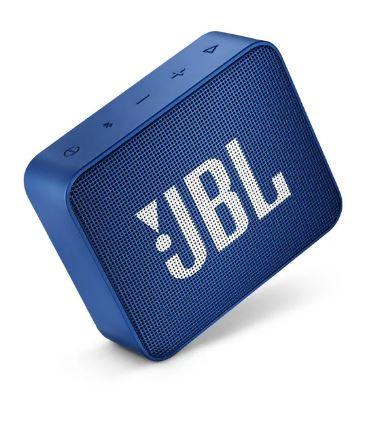 Caixa Multimídia Portátil Bluetooth GO 2 Azul JBL - Original