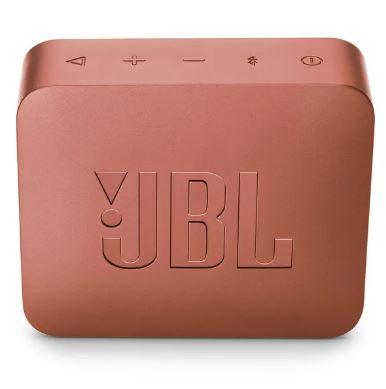 Caixa Multimídia Portátil Bluetooth GO 2 Canela JBL - Original