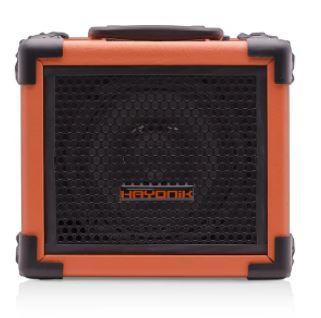 Caixa Multiuso 20W Bluetooth/USB/SD/FM IRON 80 Marrom HAYONIK