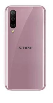 Celular Smartphone X-Fone Pro Dual Chip 8GB RAM 5,5 - acompanha: capa silicone e película - Fly Tech Preto