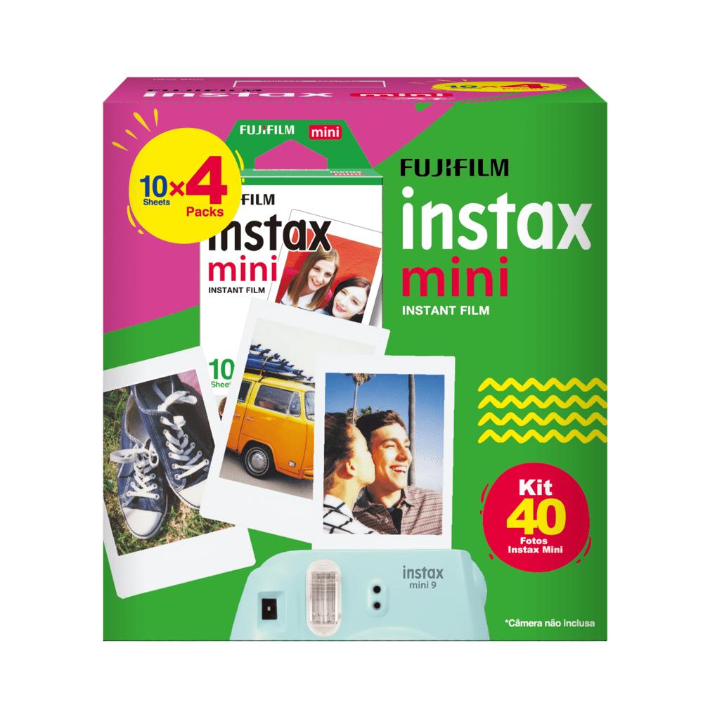 Kit Filme Instax Mini 40 Fotos
