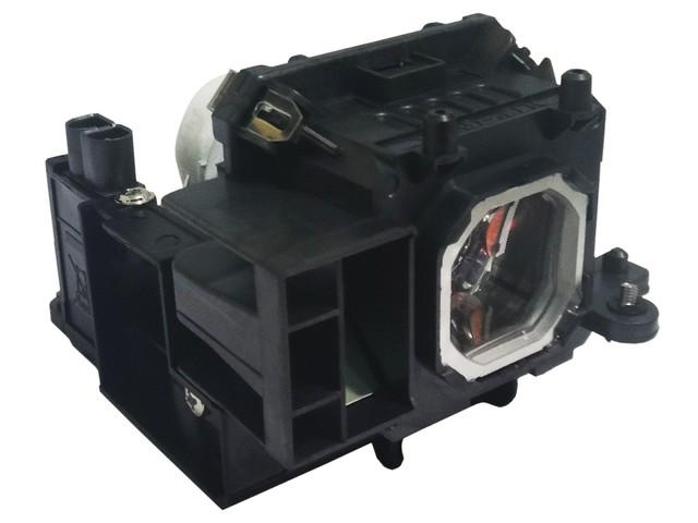 LÂMPADA P/ PROJETOR NEC NP-M260W NP-M260X NP-M271X NP-M300X NP-M311X M230X M230XG M260XS M260XSG (NP15LP) COMPLETA COM SUPORTE