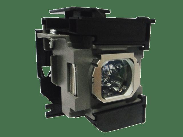 LÂMPADA P/ PROJETOR PANASONIC PT-AE8000 PT-AE8000U PT-AE8000EA PT-AE8000EH PT-AT6000 PT-AT6000E (ET-LAA410) COMPLETA COM SUPORTE
