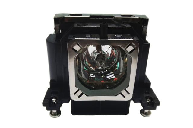 LÂMPADA P/ PROJETOR SANYO PLC-XU300 PLC-XU300A PLC-XU300C PLC-XU355 PLC-XU355A PLC-WXU300 PLC-XU300K PLC-XU301 PLC-XU301A (POA-LMP131) COMPLETA COM SUPORTE