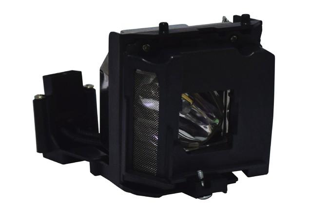 LÂMPADA P/ PROJETOR SHARP XR-30X XR-30S XR-40X XR-41X XR-E820S XR-E820X PG-F261X (AN-XR30LP / AN-XR30LP/1) COMPLETA COM SUPORTE