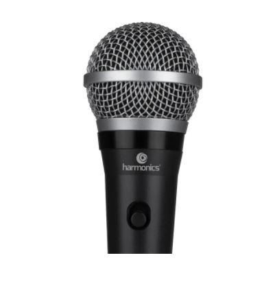 Microfone Dinâmico Cardióide MDU101 HARMONICS