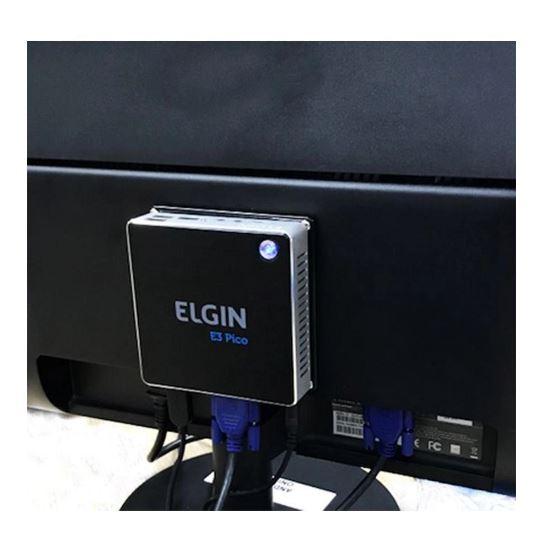 Mini PC Elgin Newera E3 Pico Intel Atom x5-Z8350, RAM 2GB, 32GB, 5 USB, SD Card, Wi-Fi, Bluetooth