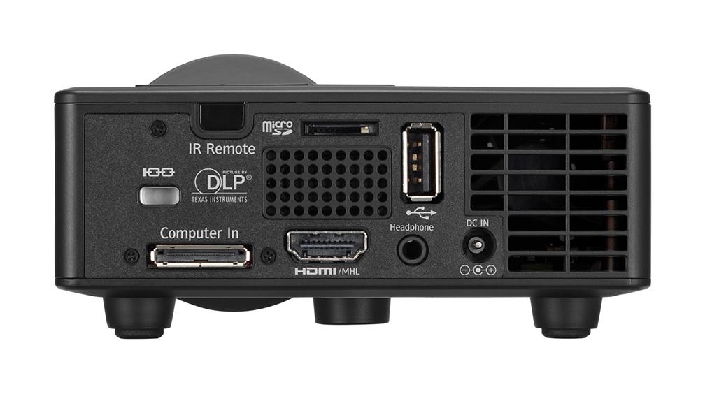 Mini Projetor led DLP PJ RICOH WX 1110 - 600 ANSI lumens