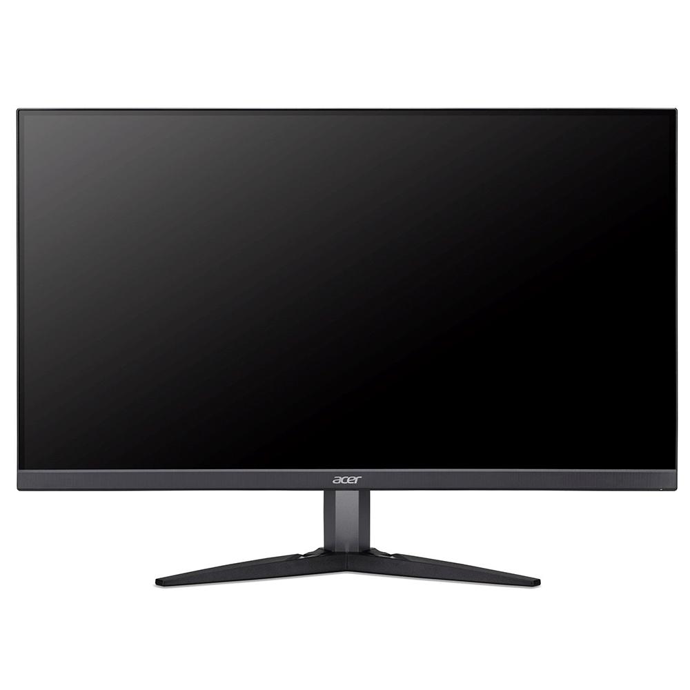 "Monitor Acer 28"", 4K UHD, HDMI/VGA, HDR 10, 4ms, 60Hz, KG282K, Bivolt Preto"