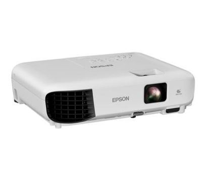 Projetor Epson PowerLite E20 3400 Lumen XGA 3LCD