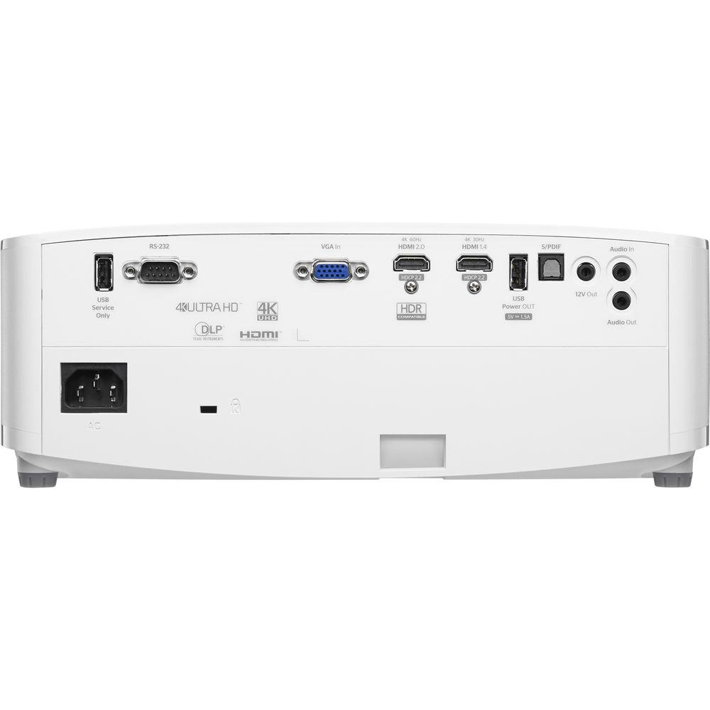 Projetor Optoma UHD50X HDR