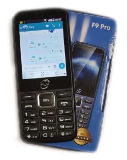 Smartphone Fly F9 Pro Dual Chip Rádio Fm