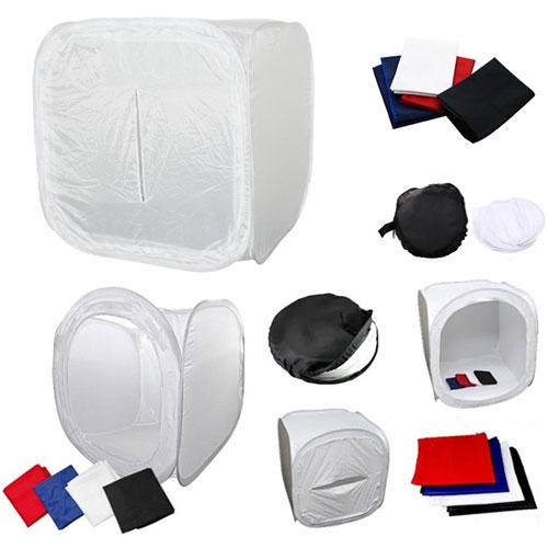 Tenda Difusora Para Mini Estúdio Fotográfico 80cm x 80cm