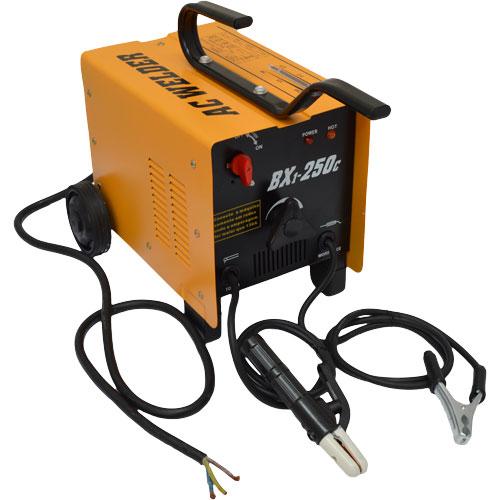 Máquina De Solda Elétrica Do Tipo Eletrodo BX1-250A