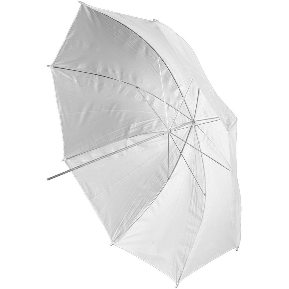 Sombrinha Branca Difusora Suavizadora Para Estúdio Fotográfico