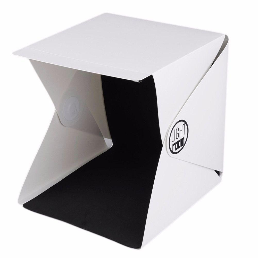 Micro Estúdio Lightroom 20 Leds - Alimentação via USB