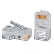 Conector Plug De Rede RJ45 (kit com 1000 unidades)