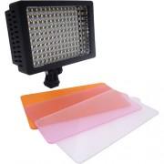 Iluminador Profissional Com 160 Leds HD-160