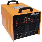 Máquina De Solda Do Tipo TIG e Eletrodo AC/DC WSE250 220v