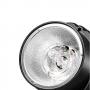 Flash Tocha Profissional Automático 250w Para Estúdio Fotográfico