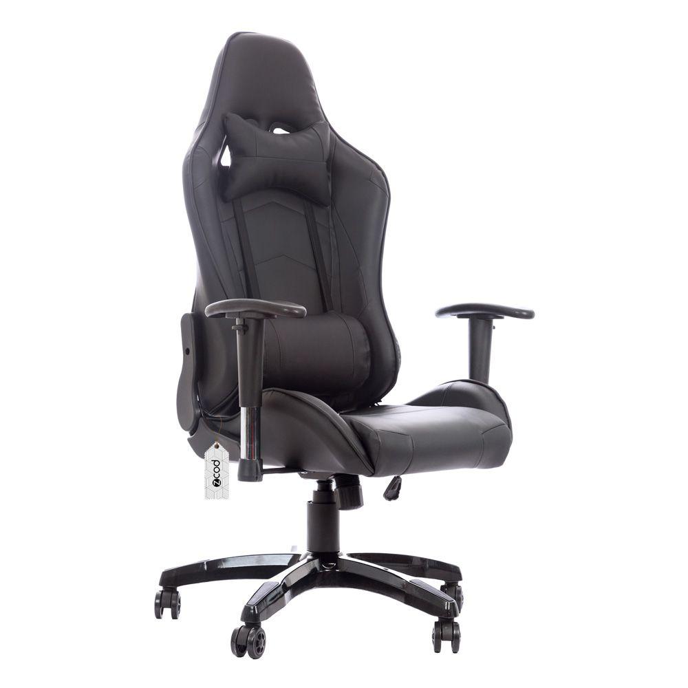 Cadeira Gamer Gaming Escritório Ajuste Lombar Reclinável 180º Várias Cores