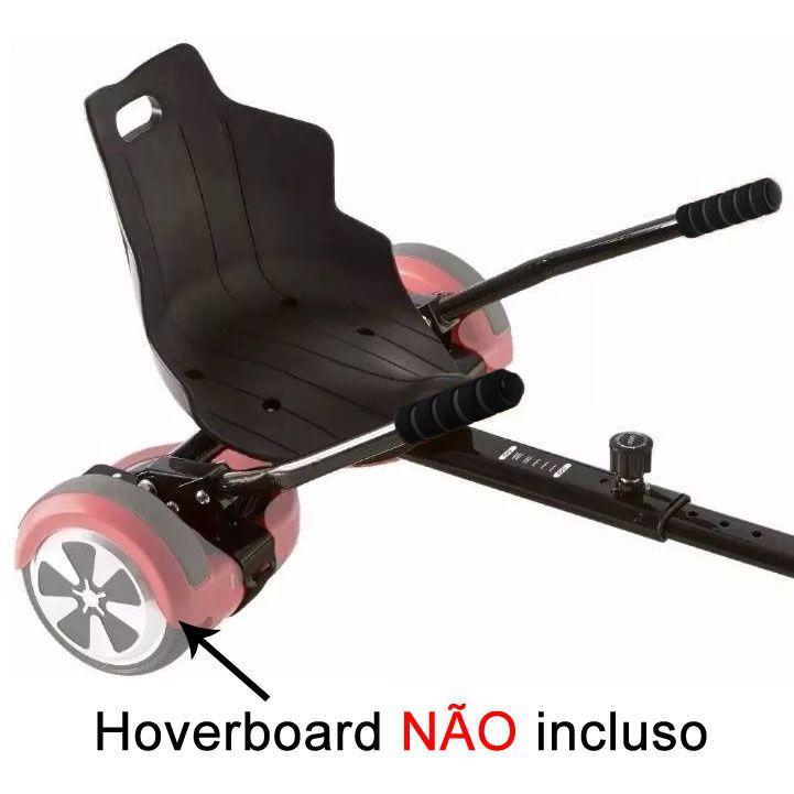 Hoverkart Carrinho Triciclo Para Hoverboard K-H101