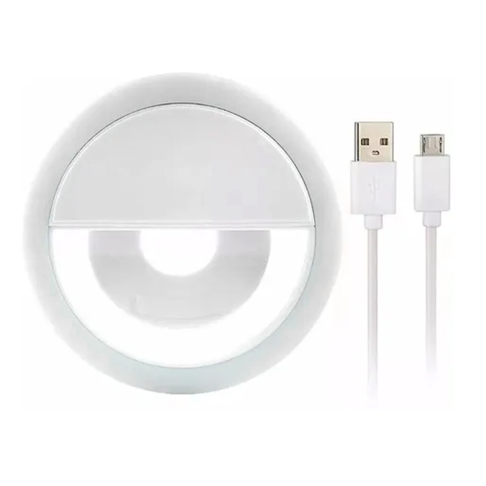 Mini Ring Light Para Smartphone Zcod BV66