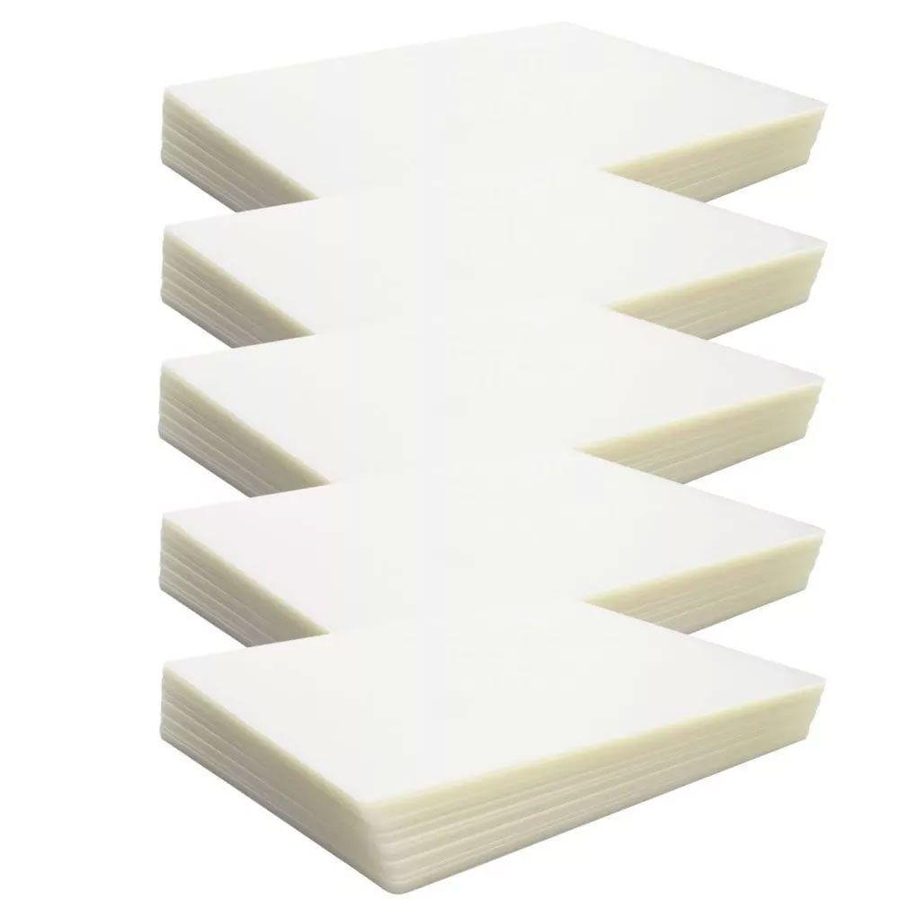 Polaseal Plástico Para Plastificação A4 220x307x0,05mm 100un Kelter
