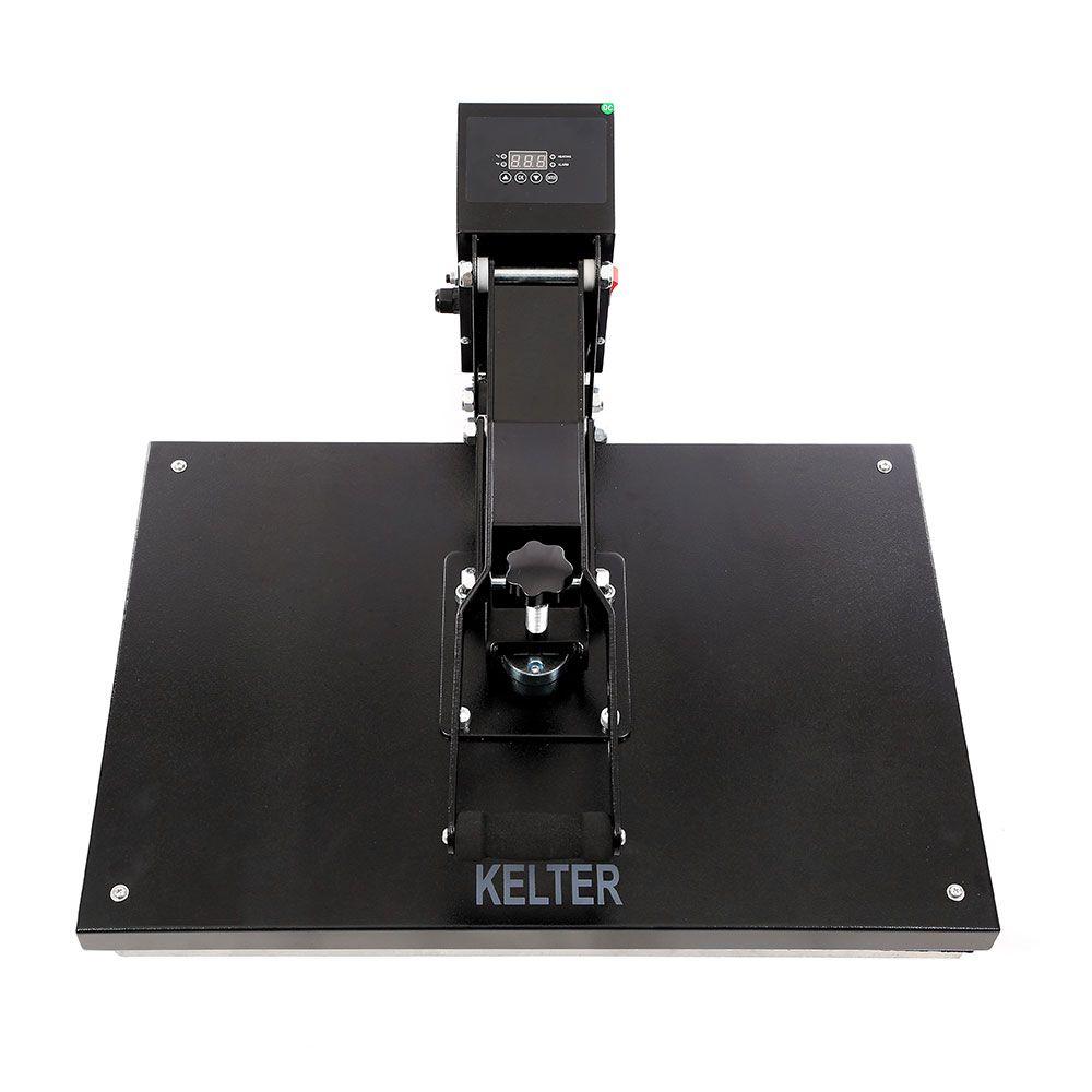 Prensa Grande 40x60cm Plana Digital A3 Sublimação Kelter*