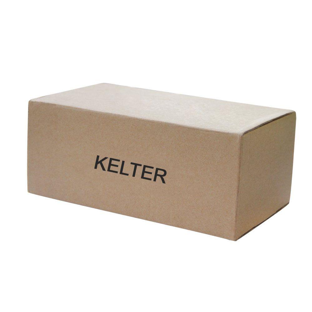 60 presilhas para cabides de veludo cor preta kit Kelter K-P112