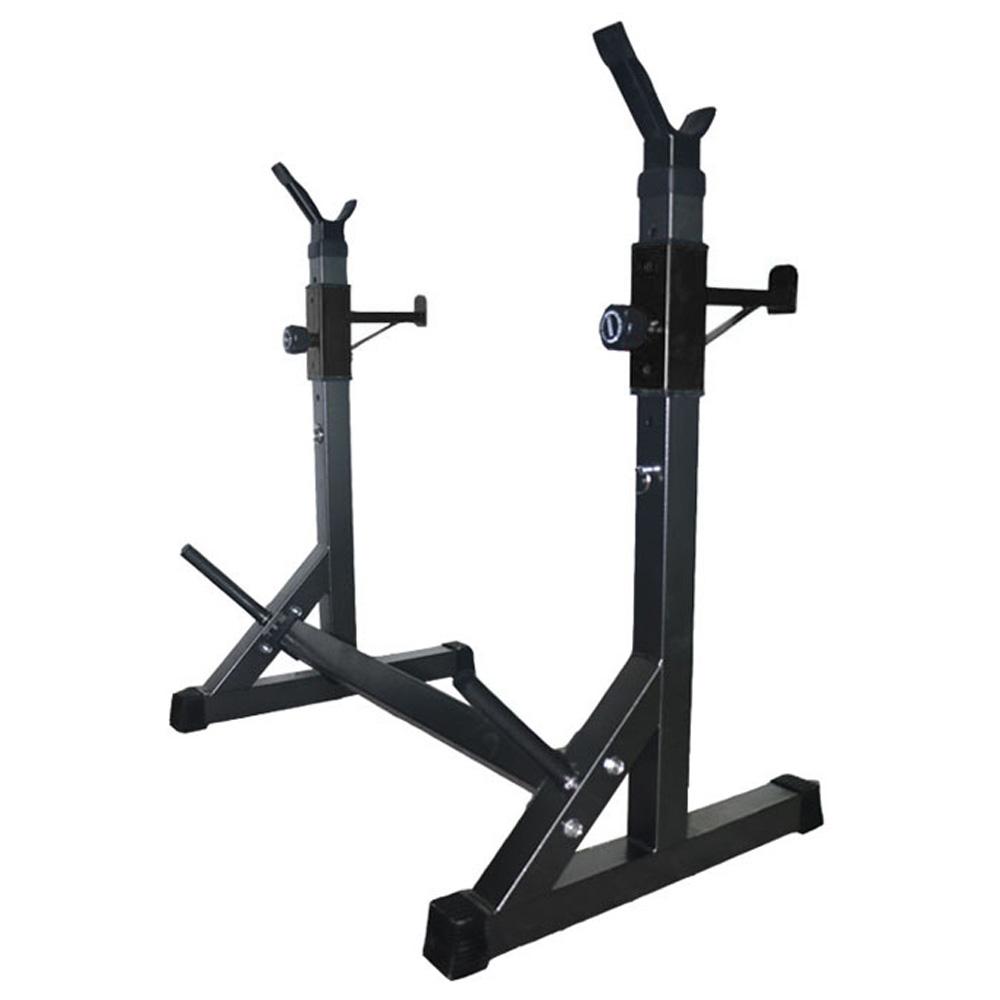 Suporte De Agachamento Rack Musculação Vinza VF05