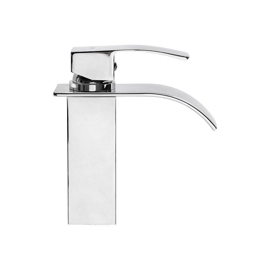 Torneira Cascata Metal Monocomando Banheiro Kelter K-T201*
