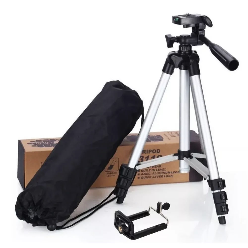Tripé fotográfico universal câmera celular iphone samsung BV06