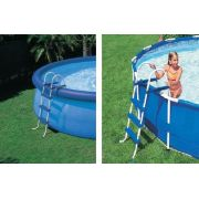 Escada para Piscina Intex 76 a 91 cm de altura original #28060