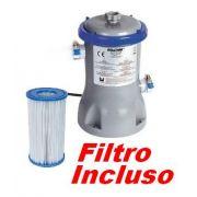 Bomba Filtrante Piscina Bestway 2006 LH 110v com Filtro #58384