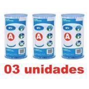 Kit 3 Cartuchos A Filtro Intex Bomba Filtrante 2006 3785 #29003