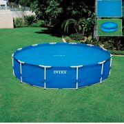 Protetor Aquecedor Solar Capa Piscina 457 Cm 4,57 m Intex #29023