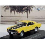 Miniatura Chevrolet Opala SS 1976 Amarelo Escala 1:43 Altaya