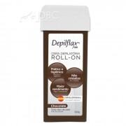 CERA DEPILFLAX REFIL 100G CHOCOLATE