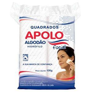 ALGODAO APOLO QUADR. 100 GR