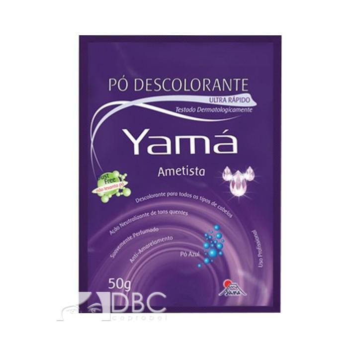 DESCOLORANTE YAMA AMETISTA 50 GR.