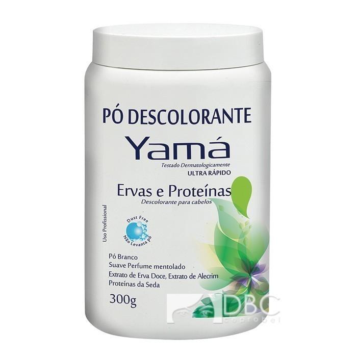 DESCOLORANTE YAMA ERVAS300 GR SACHE