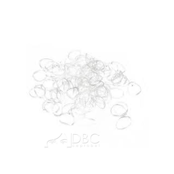 ELASTICO P/PENTEADO C/200 INCOLOR SC