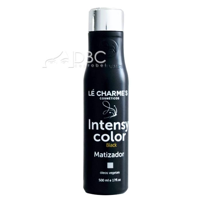 MASCARA MATIZADORA INTENSY BLACK 500ML