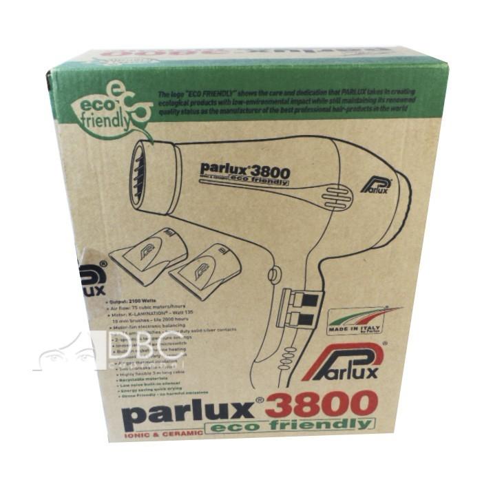 SECADOR PARLUX 3800 VERMELHO 110