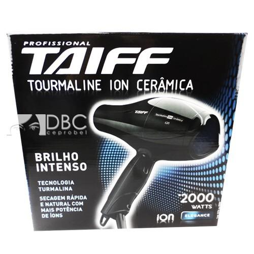 SECADOR TAIFF TOURMALINE ION 110 VOLTS