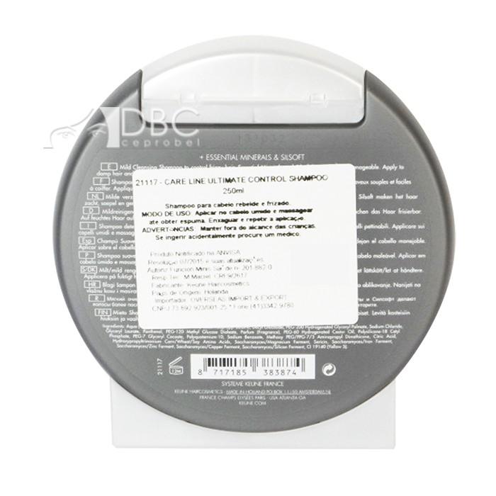 SHAMPOO ULTIMATE CONTROL 250ML KEUNE